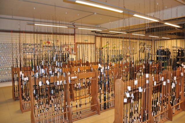 рыболовные магазины спб академическая