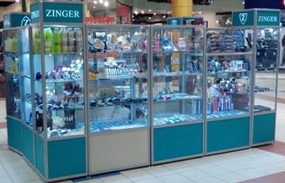Магазин зингер косметика