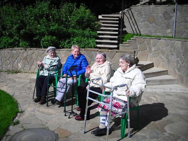 Частный пансионат для пожилых в парголово уфа дом престарелых и инвалидов