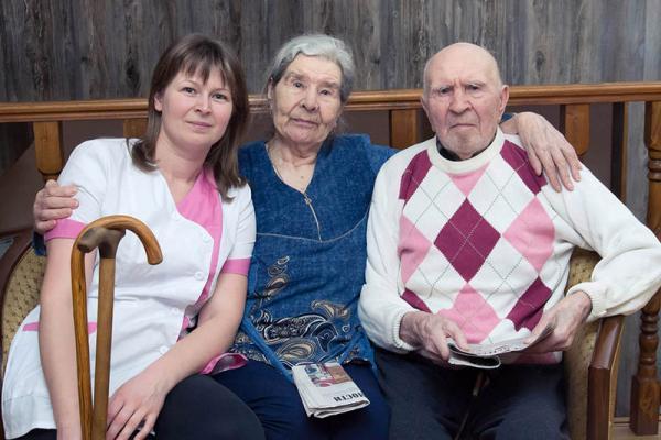 Пансионат для престарелых весна в парголово государственный дом престарелых павловск