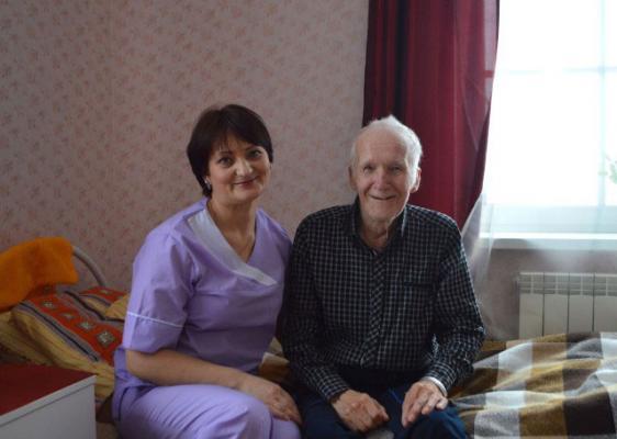 Акции для пенсионеров в пансионатах ленинградской области дом престарелых в одессе