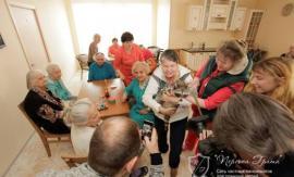 Пансионат для лежачих больных спб кировский район как устроить в дом престарелых в калининградской области