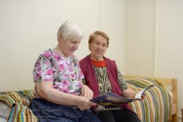 Пансионат для пожилых лежачих больных в спб как определить в интернат для престарелых