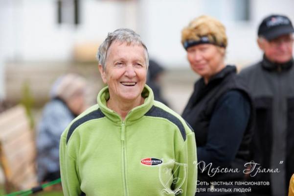 Акции для пенсионеров в пансионатах ленинградской области как зарегистрировать дом престарелых