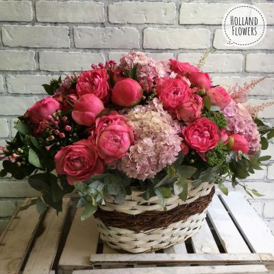 Сеть магазины цветов у метро — photo 8