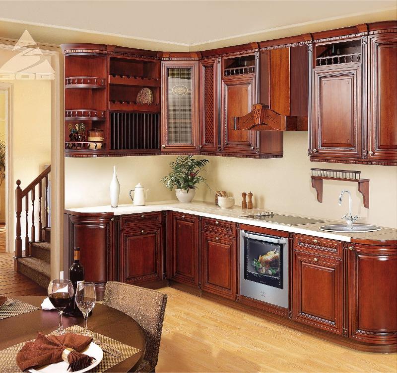 Самые лучшие фасады для кухни