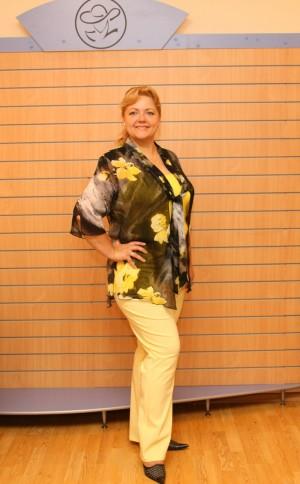 Женская Одежда Больших Размеров Три Толстика