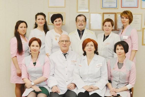 Доктор Лемешев и его коллектив