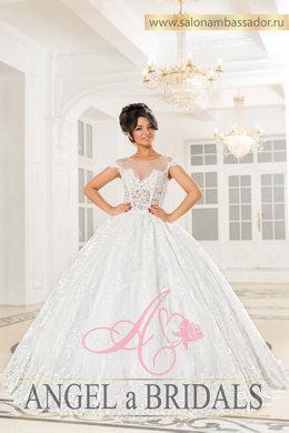 Свадебное платье от Амбассадор