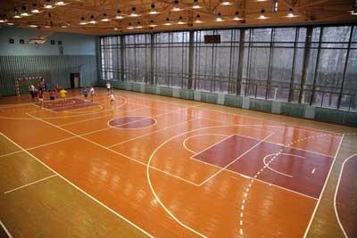 Спортивный зал СОК Звезда