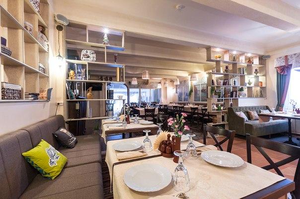Ресторан Садахар