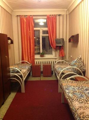 Комната в доме престарелых