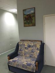 Кресло в доме престарелых