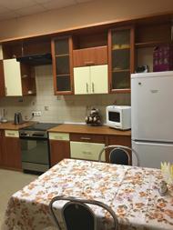 Кухня в доме престарелых